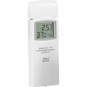 Additional thermo/hygro sensor for RoomLogg PRO