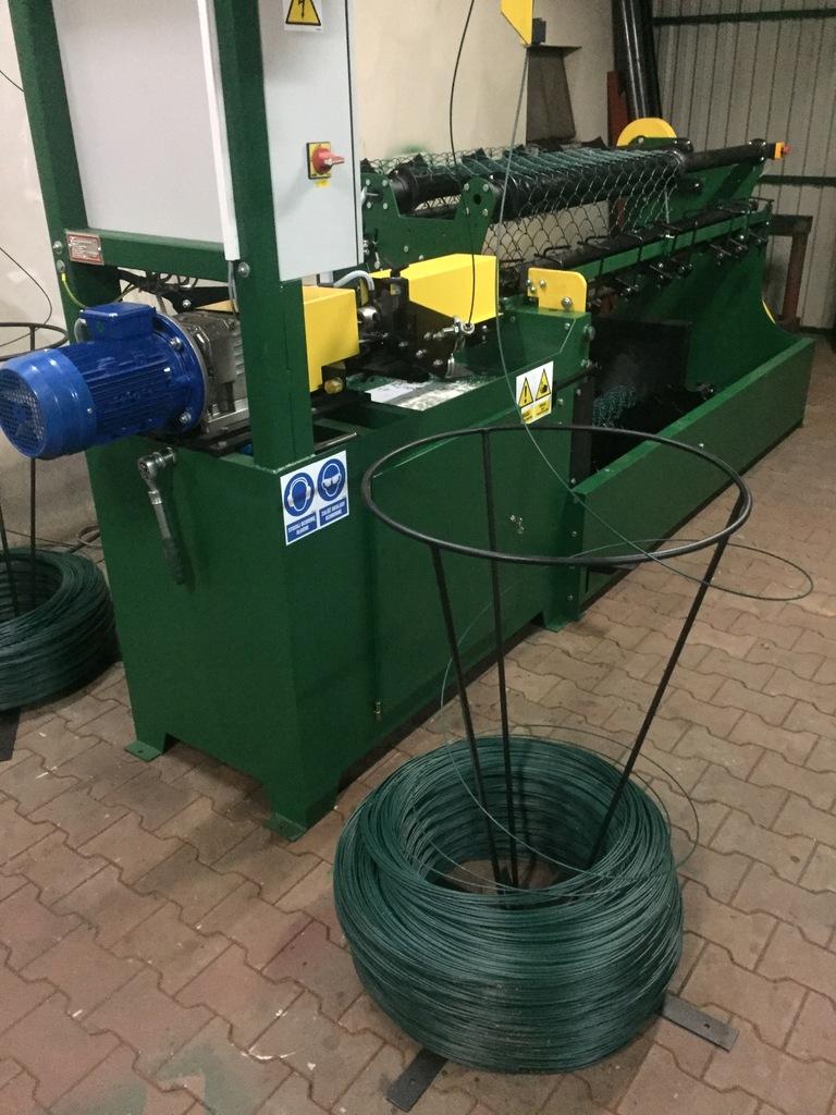 Maszyna Automat do produkcji siatki ogrodzeniowej