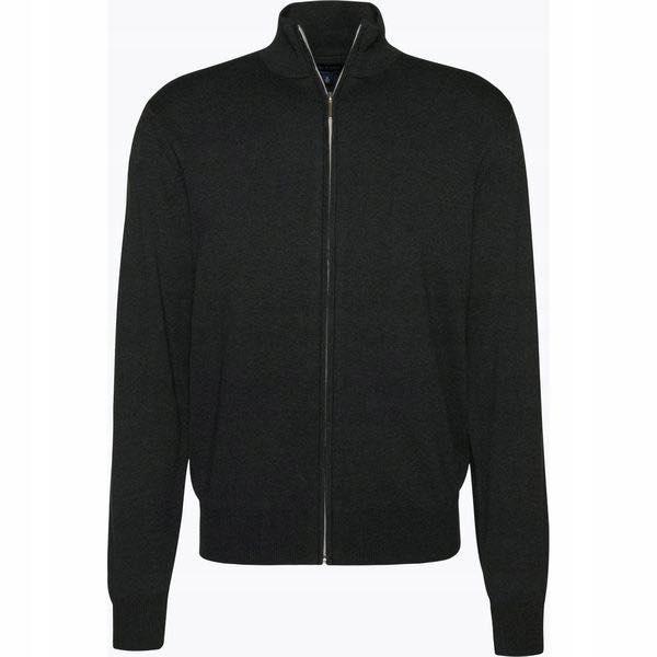 Mc Earl Van Graaf męski sweter bluza rozpinany