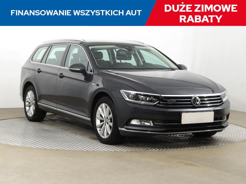 VW Passat 2.0 TDI , 1. Właściciel, Serwis ASO
