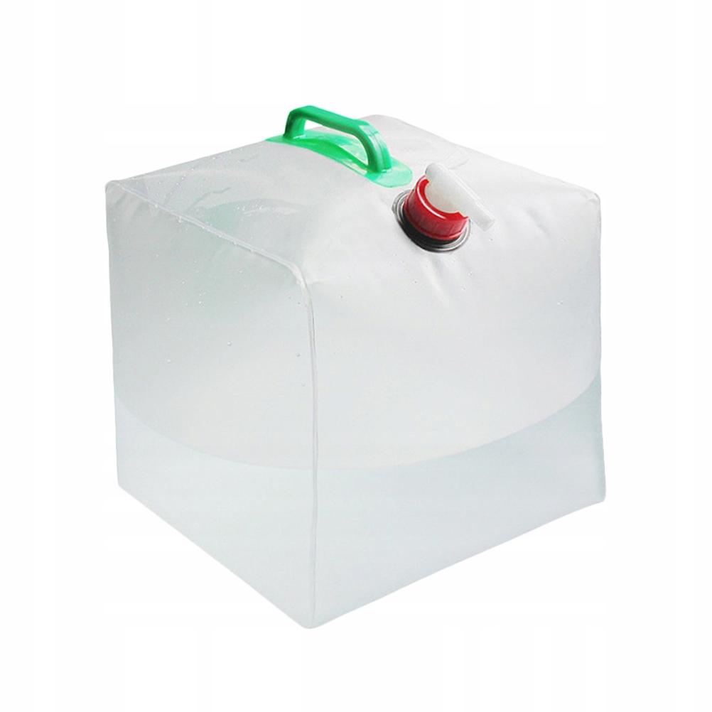 20L Large Capacity Foldable Water Bag Portable Wat