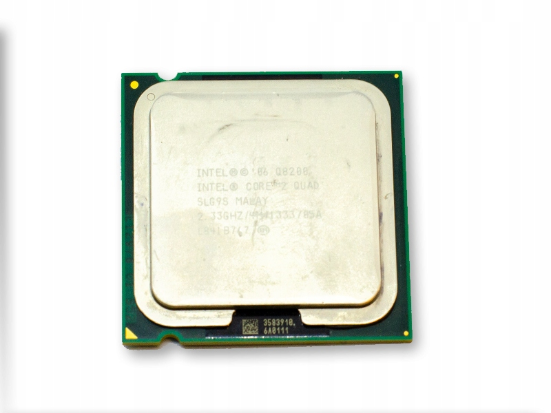 Intel Core 2 Quad Q8200 Socket 775 2.33GHz
