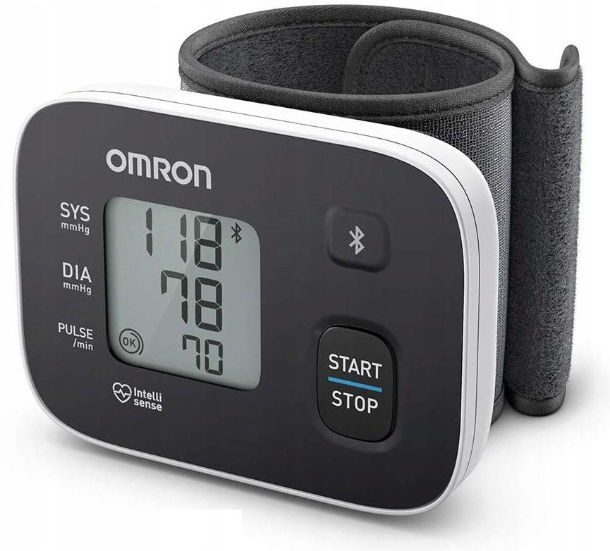 Omron RS3 Intelli IT Ciśnieniomierz nadgarstkowy