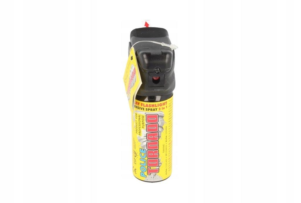 Gaz pieprzowy ESP Tornado (LED) 50 ml (SFL-01-50)