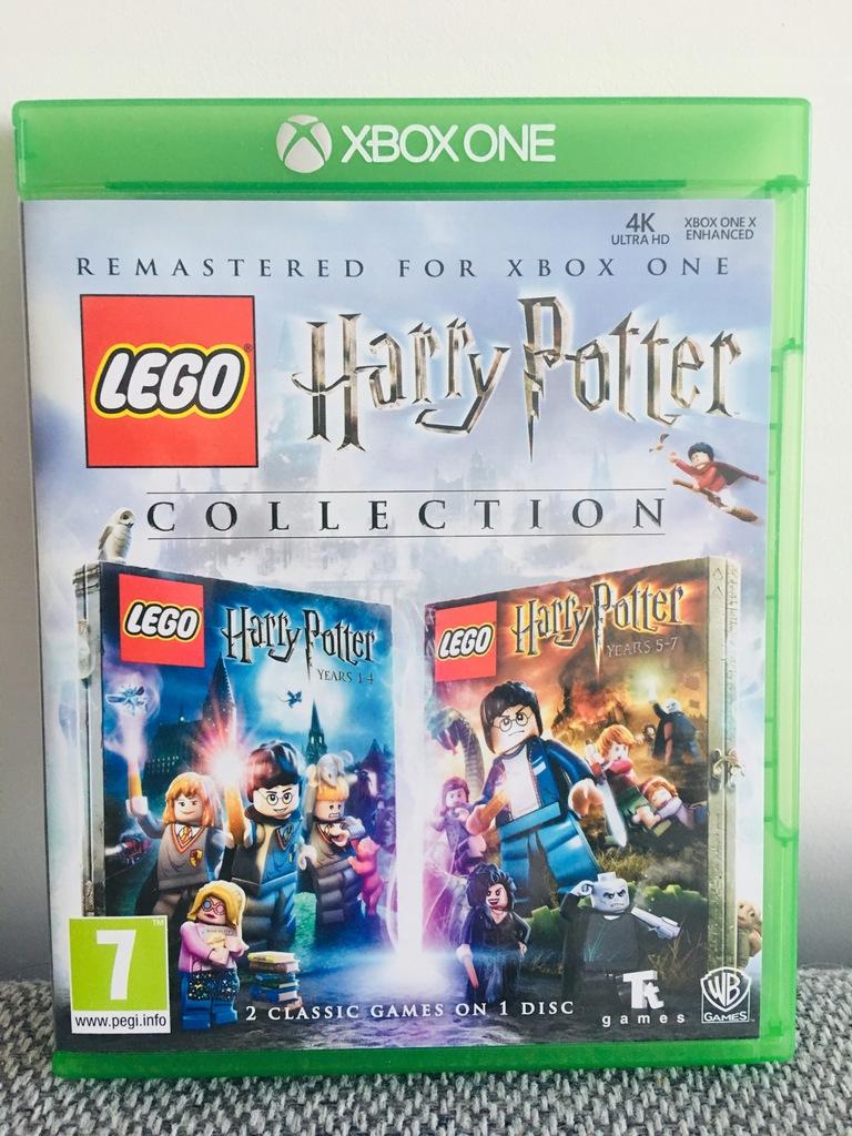 Lego Harry Potter Collection Xbox One 4k 7823269719 Oficjalne Archiwum Allegro