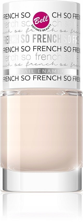 Bell Lakier do paznokci So French nr 03 8ml