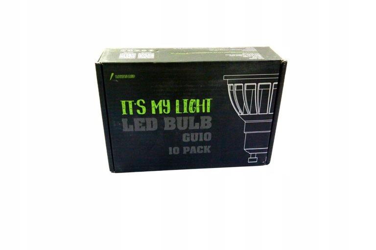 HALOGENY LOHAS DIMMABLE GU10 6WATT LED