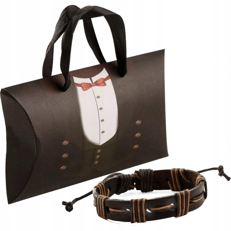 bransoletka dla mężczyzny na prezent