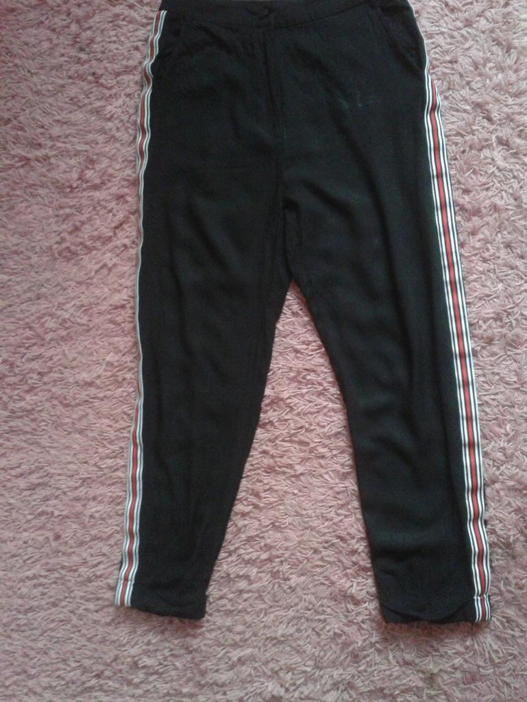 C&A Spodnie z lampasami 7/8 M 38