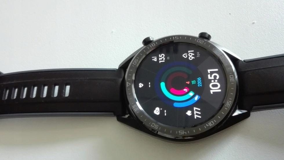 używany Huawei Watch GT