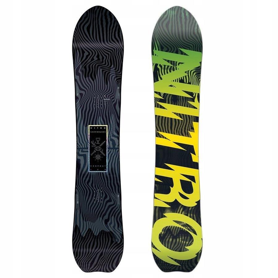 Deska snowboardowa NITRO Dropout z 1900PLN 153