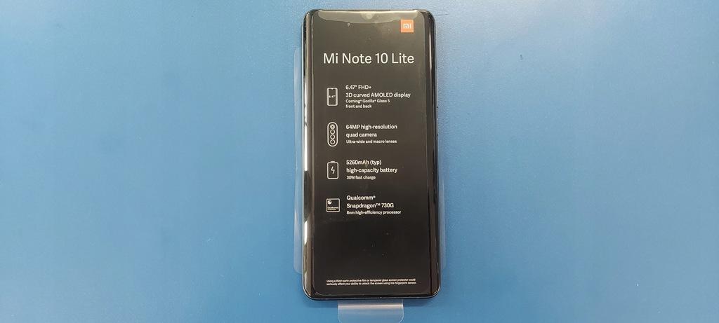 Smartfon Xiaomi Mi Note 10 Lite 6 GB / 64 GB