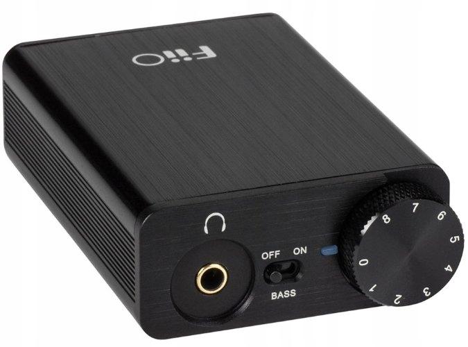 Wzmacniacz słuchawkowy FIIO E10K Olympus 2 + DAC