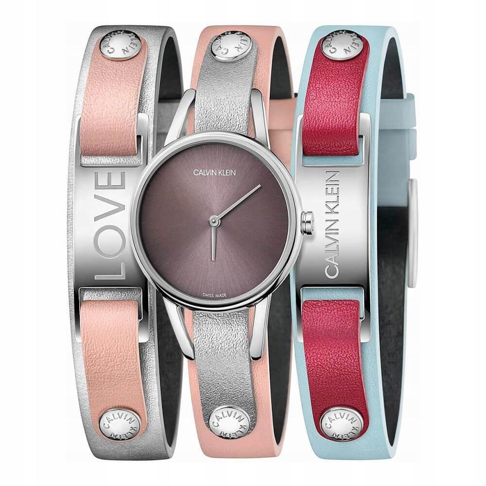 zegarek damski Calvin Klein K9D231ZZ