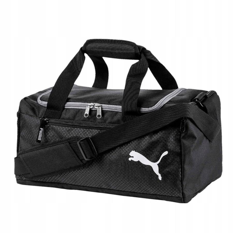 Torba sportowa Puma Fundamentals Sports XS czarna