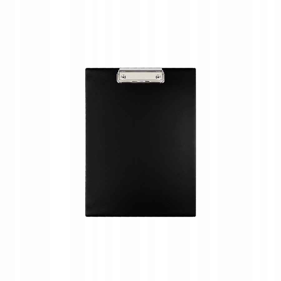 Deska z klipem clipboard Biurfol A4 czarna