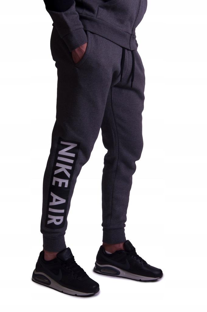 Męskie Spodnie Dresowe Nike Air CD9224 071 Roz.XL