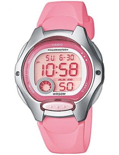 Zegarek CASIO LW-200 -4BV LCD Wielofunkcyjny