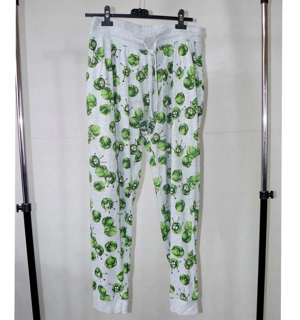 NEXT Markowe spodnie piżamowe roz L