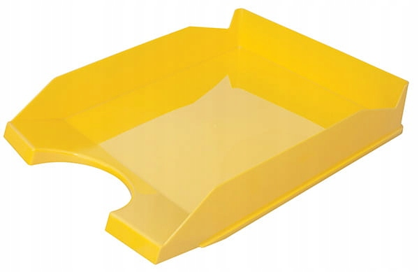 Szufladka na biurko PP A4 żółta