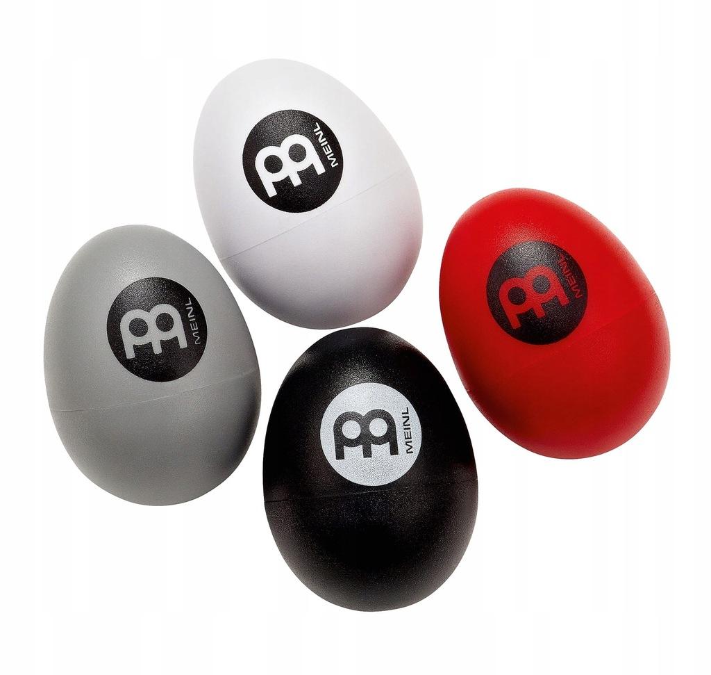 MEINL ES-SET Egg Shaker Set (4 szt.)