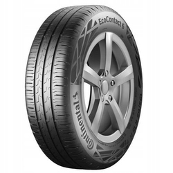 1x Continental EcoContact 6 165/70R14 81T 2020