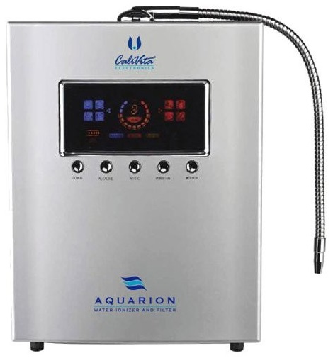 Calivita Aquarion Filtr I Jonizator Wody 7169051822 Oficjalne Archiwum Allegro