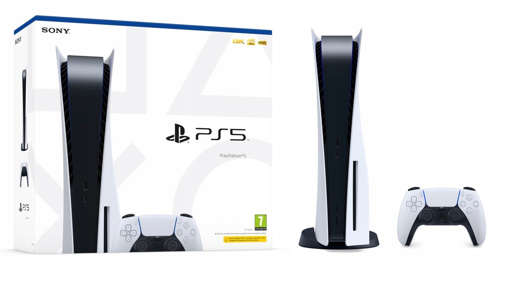 Konsola Sony PlayStation 5 OUTLET