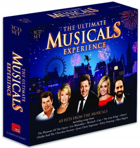 Various Artists - The Ultimate Musicals Experience