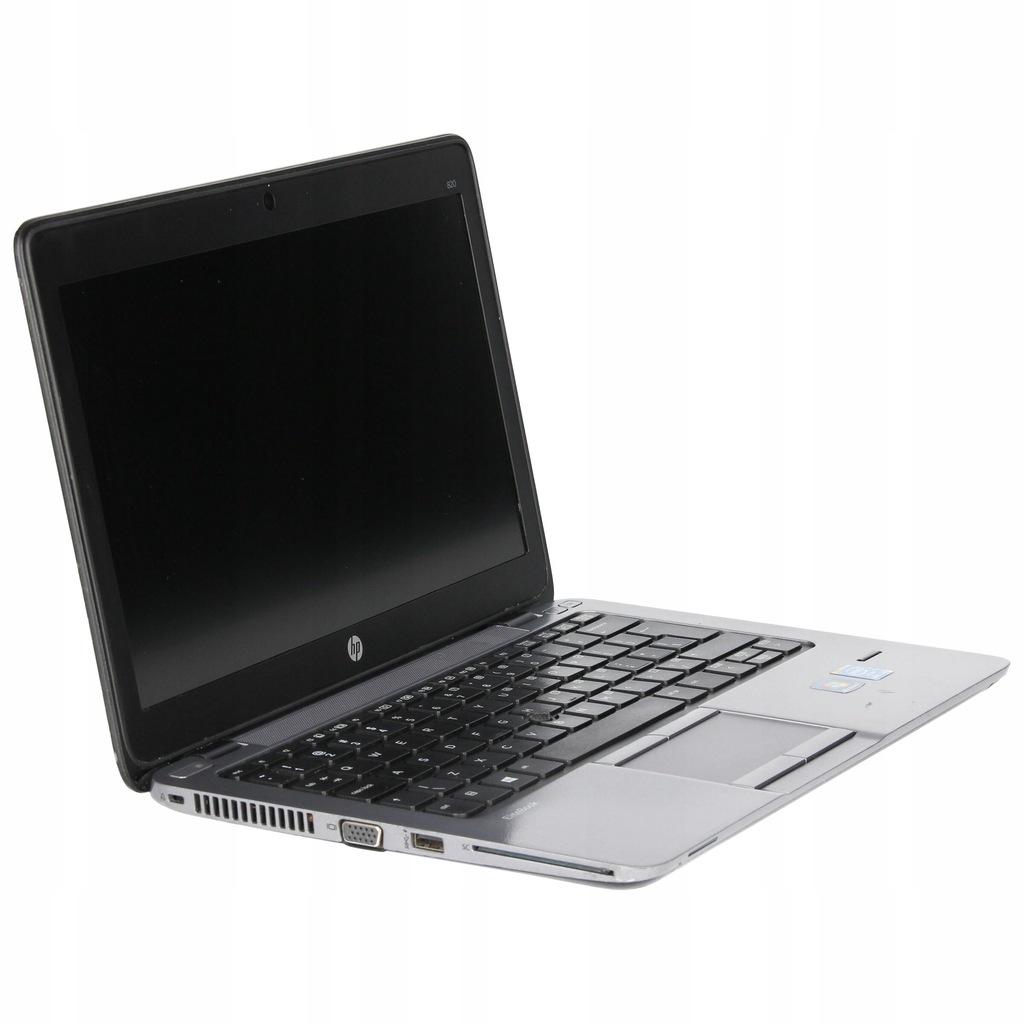 HP EliteBook 820 G1 i5 4/320 HDD 12,5 W10 do pracy