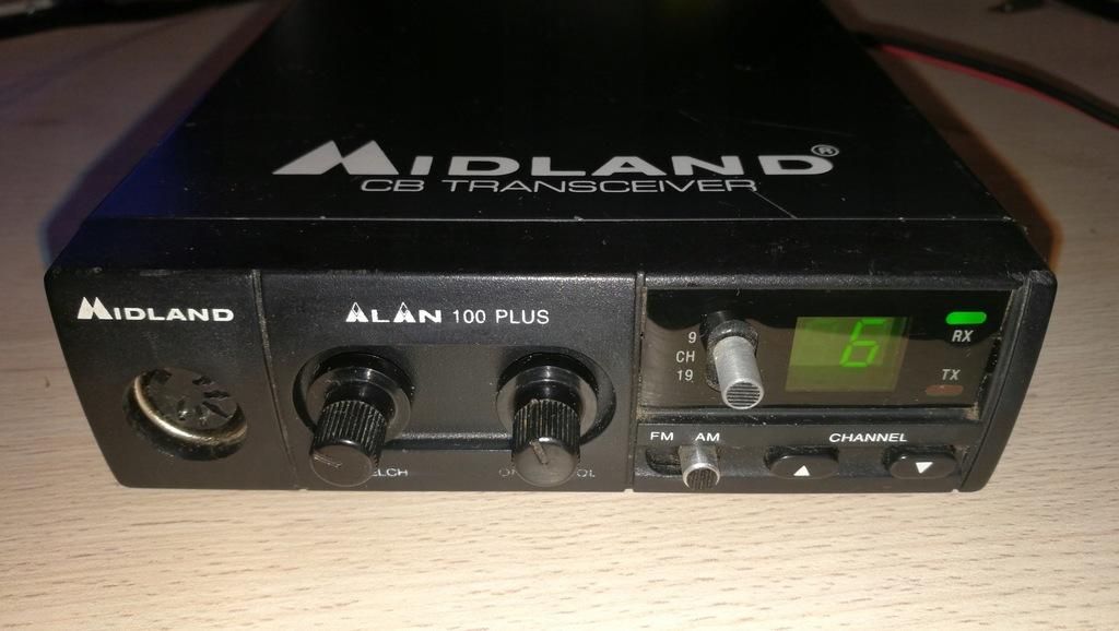 Midland Alan 100 Plus