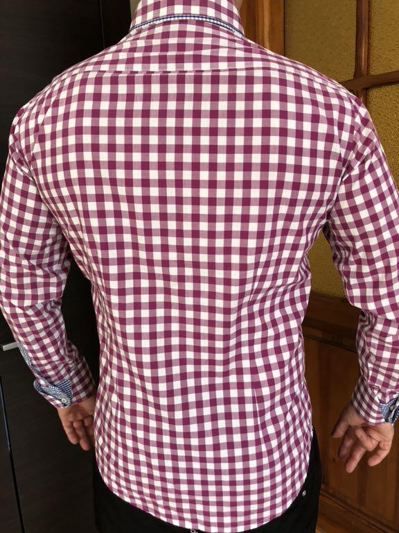 Koszula męska Culture Zara van graaf M modern fit  SVur8