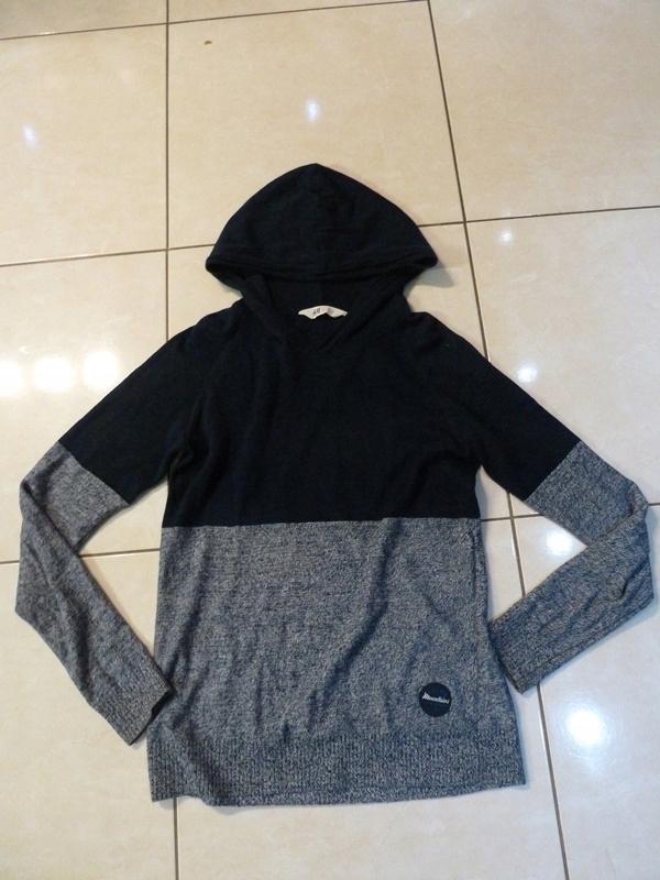 sweterek bluza 170 H&M