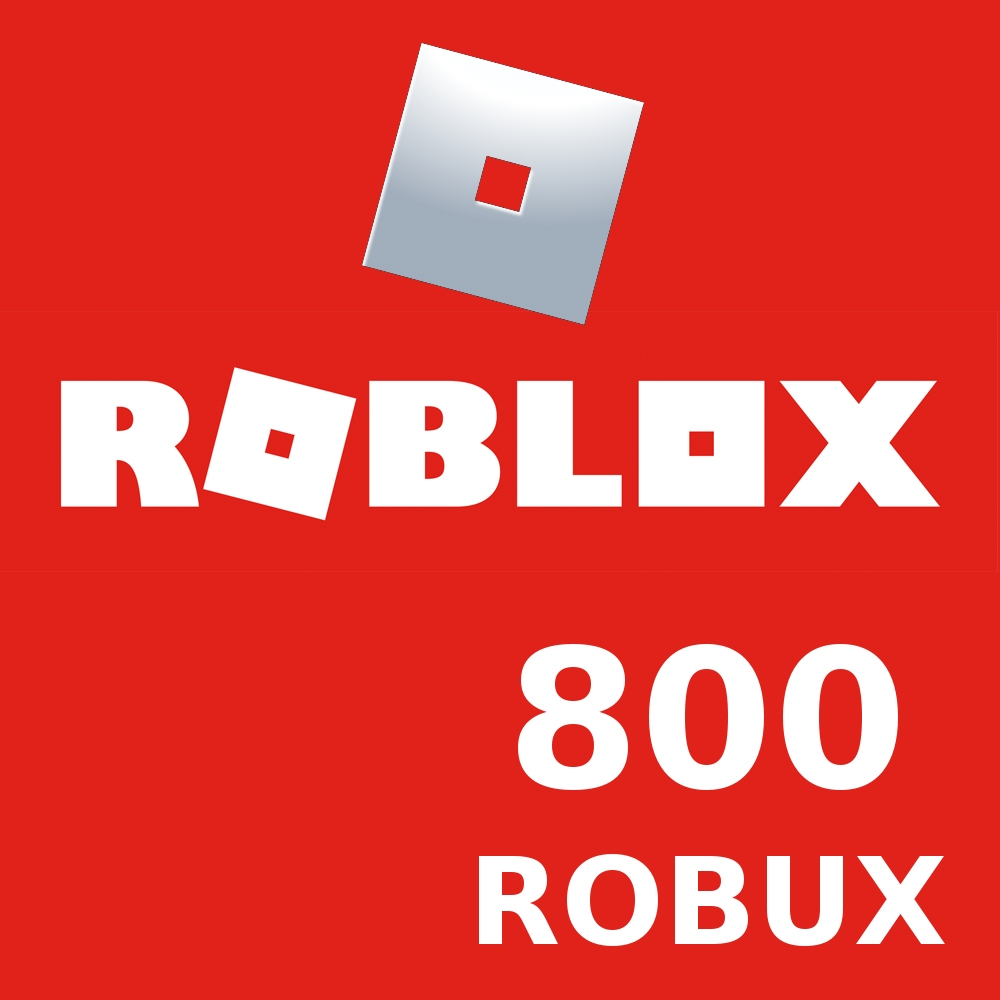 ROBUX ROBLOX 800 RS - KAŻDA ILOŚĆ