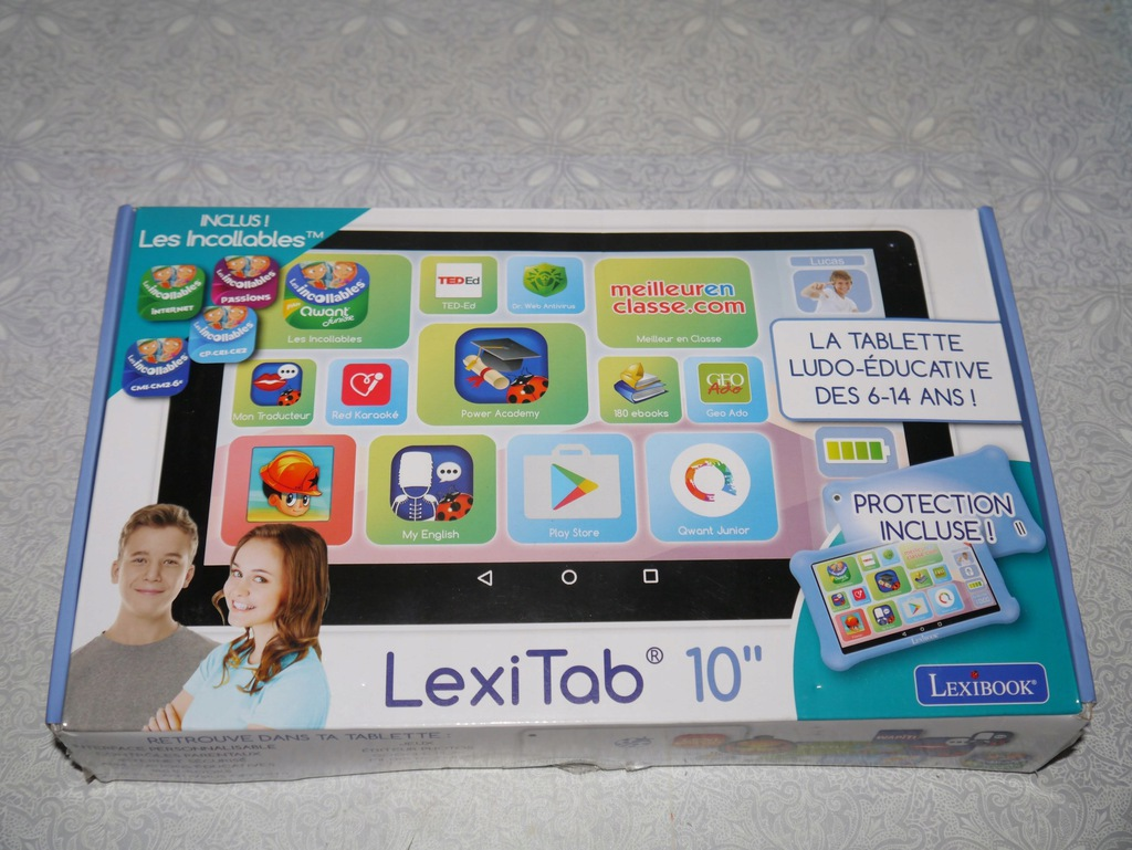 n160 tablet Lexibook LexiTab 10