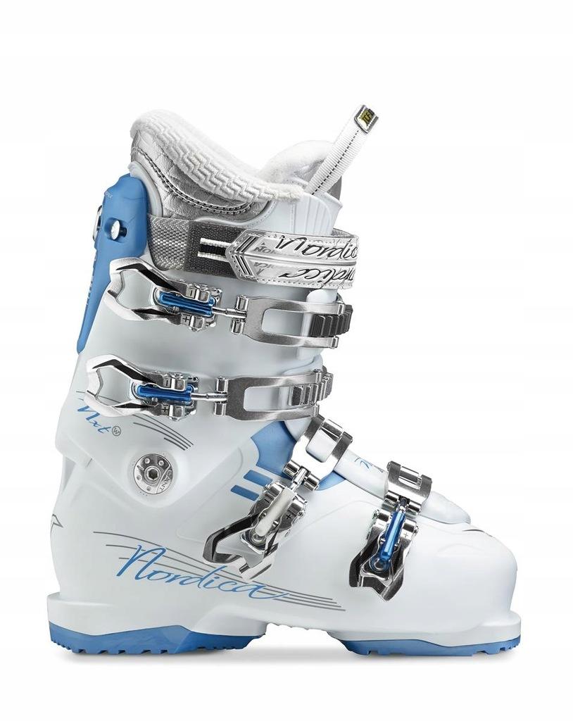 Buty narciarskie Nordica NXT N4 W Biały 27 Niebies