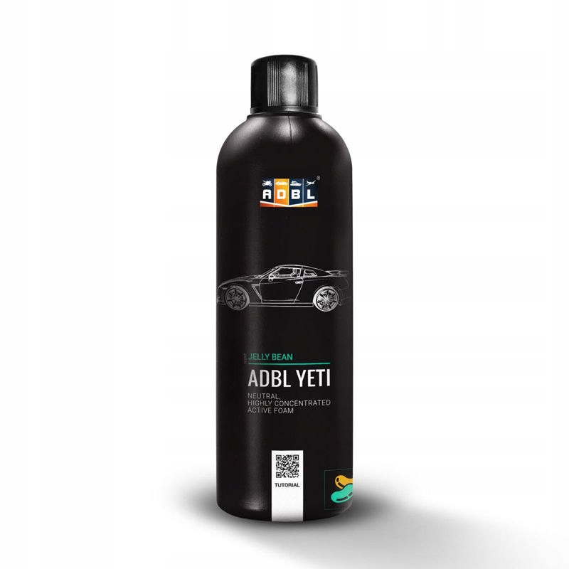 ADBL YETI JELLY BEAN NEUTRALNA AKTYWNA PIANA 500ml