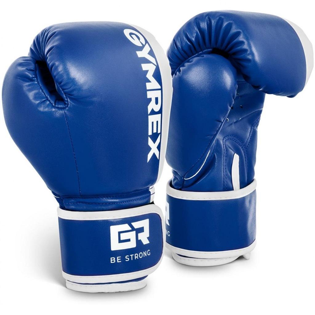 Rękawice bokserskie treningowe dla dzieci 6 oz nie