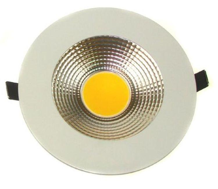 Oprawa sufitowa LED Lampa Downlight 10W dzienny