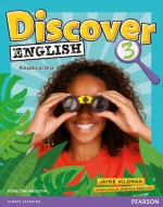 Discover English 3 SB wieloletni