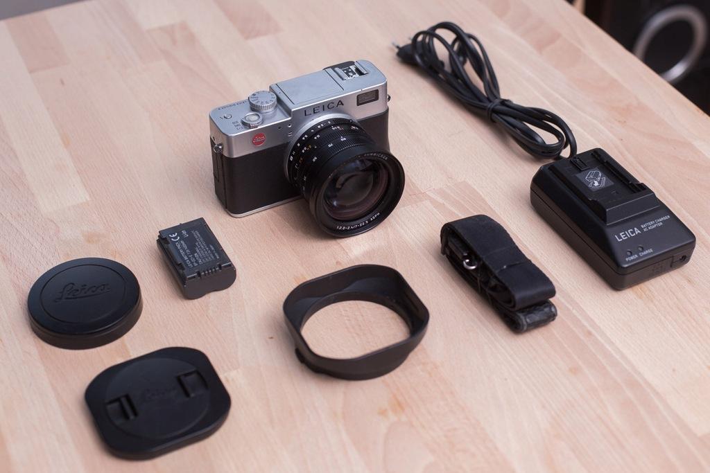 Leica Digilux 2 - piękny i ciekawy aparat cyfrowy