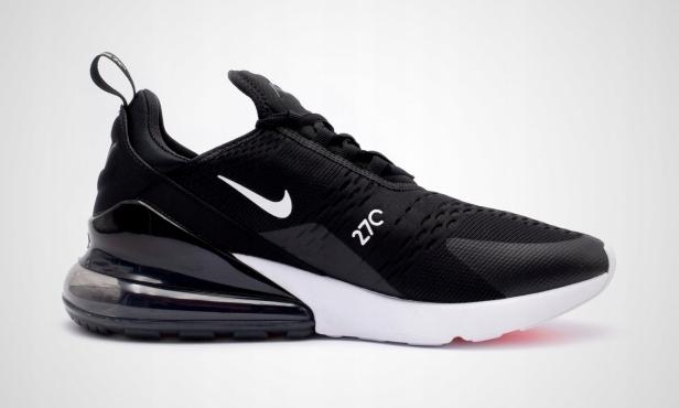 buty nike air max 270 001 czarny czarne