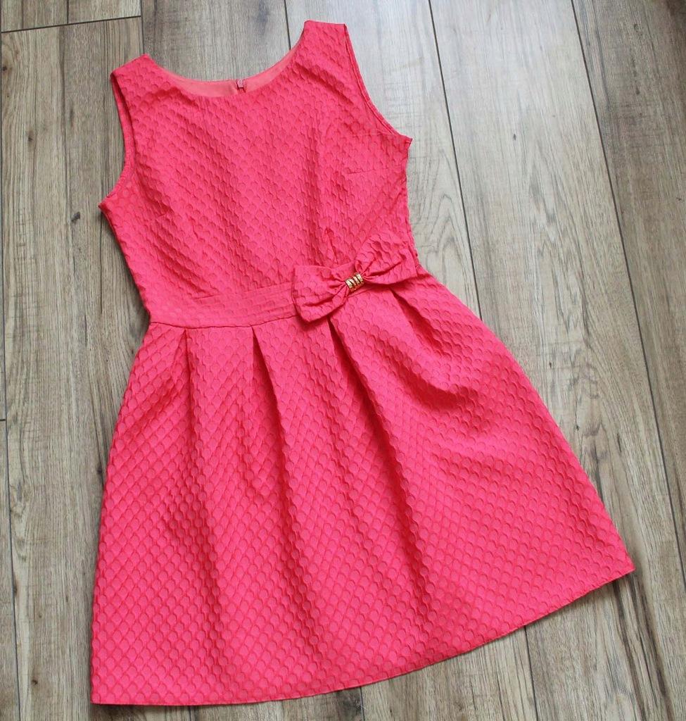 Sukienka dla nastolatki ok 158