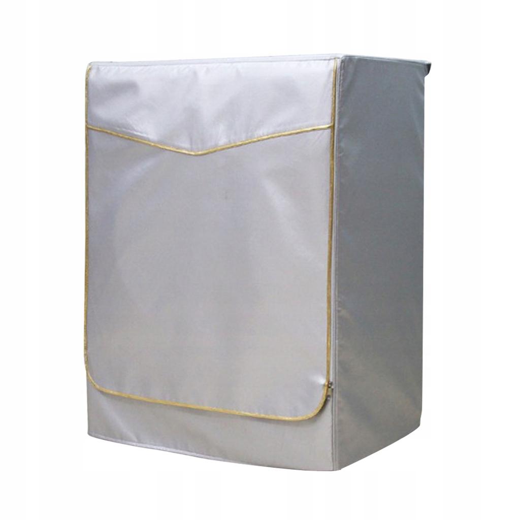 Osłona przeciwsłoneczna - Złoty suwak na - XL