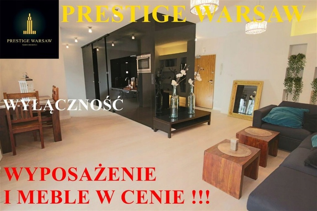 Mieszkanie na sprzedaż Wyględów, Mokotów, 54,00 m