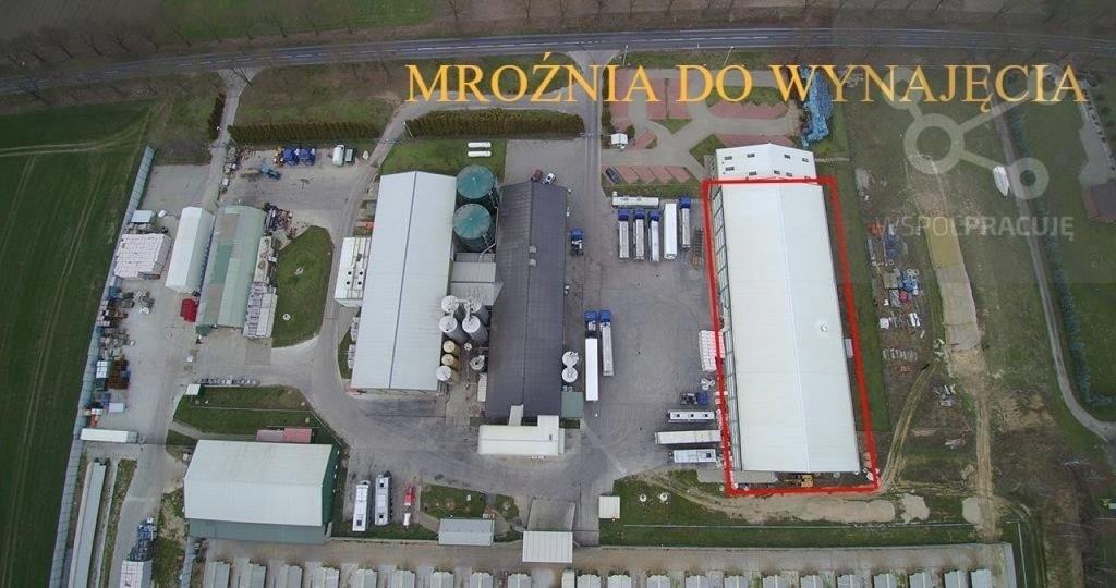 Magazyny i hale, Gorzów Wielkopolski, 1260 m²