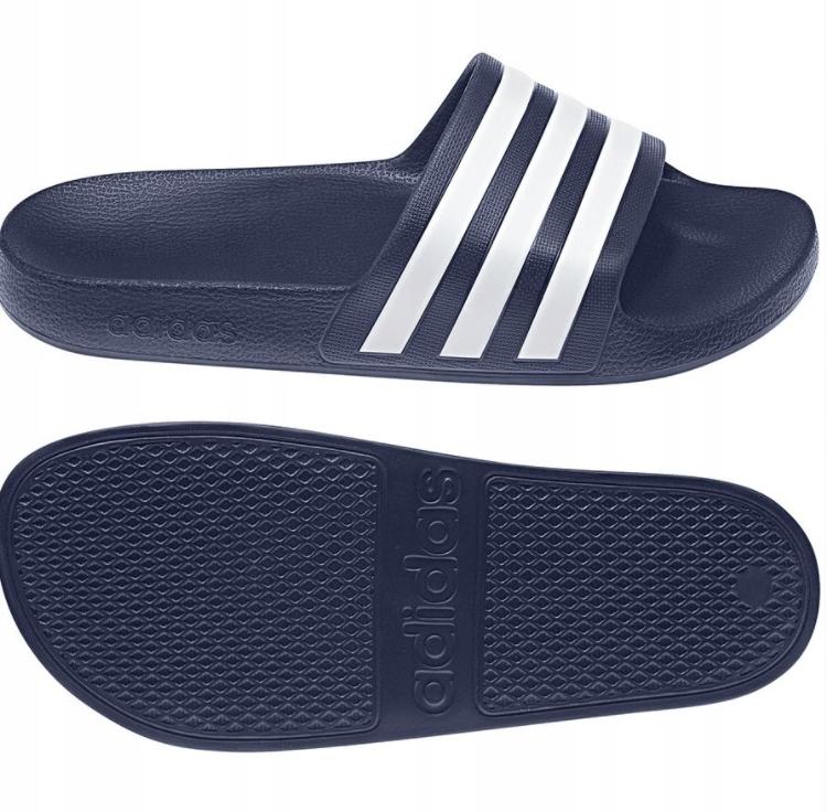 Klapki Adidas Adilette Aqua rozmiar 44 1/2 GRANAT