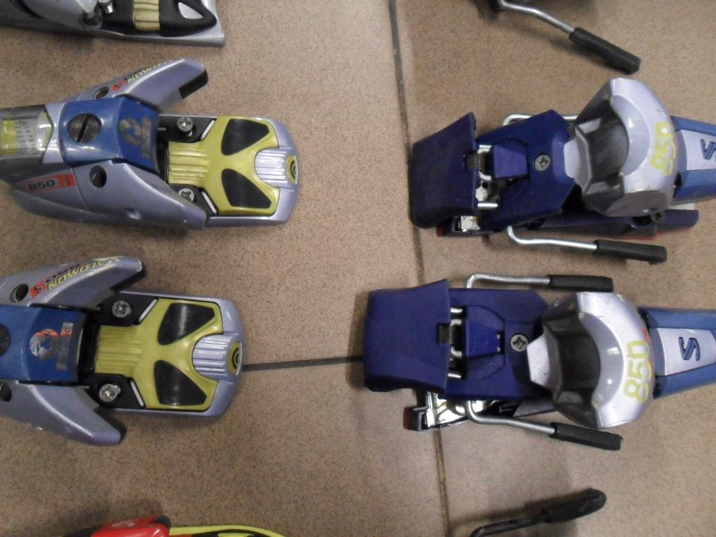 Wiązania narciarskie Salomon