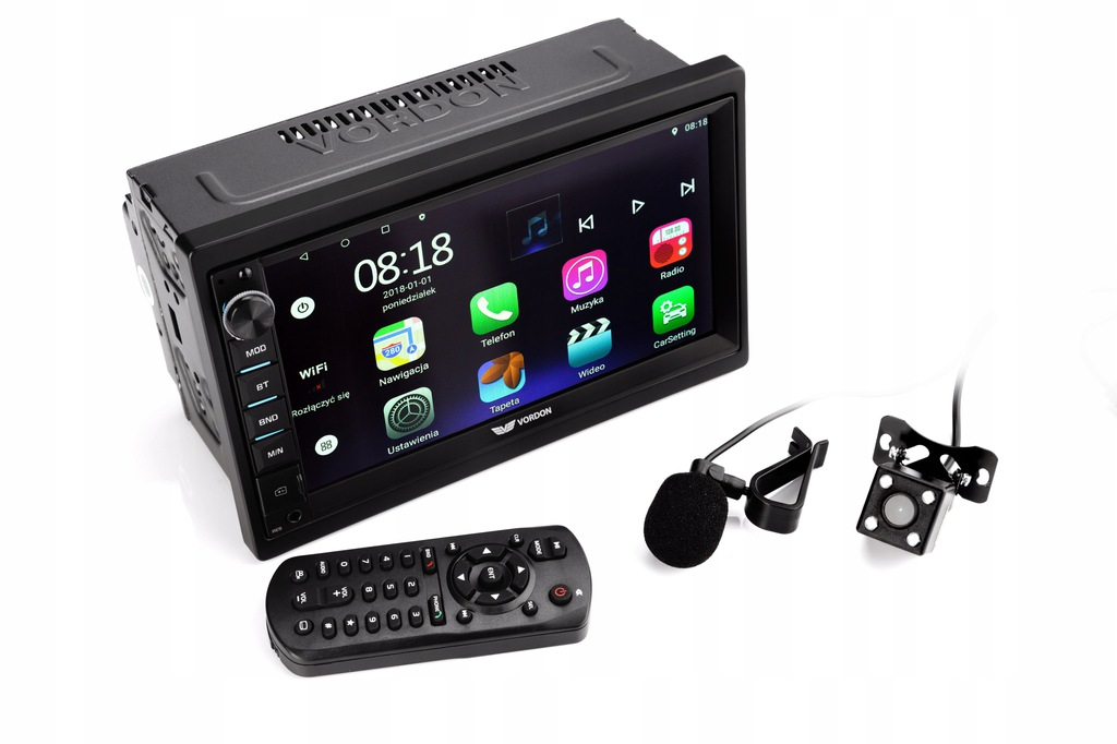 RADIO VORDON 2DIN AC-8290 NEXUS android 10 GPS BT
