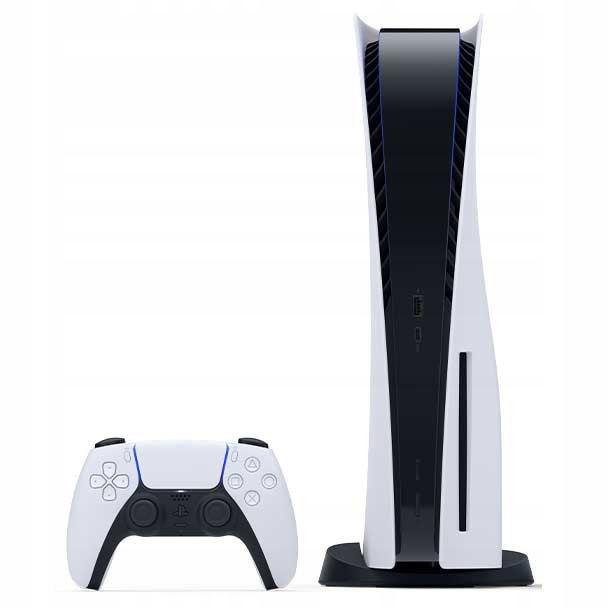 Konsola Sony PlayStation 5 napęd + pad DualSense